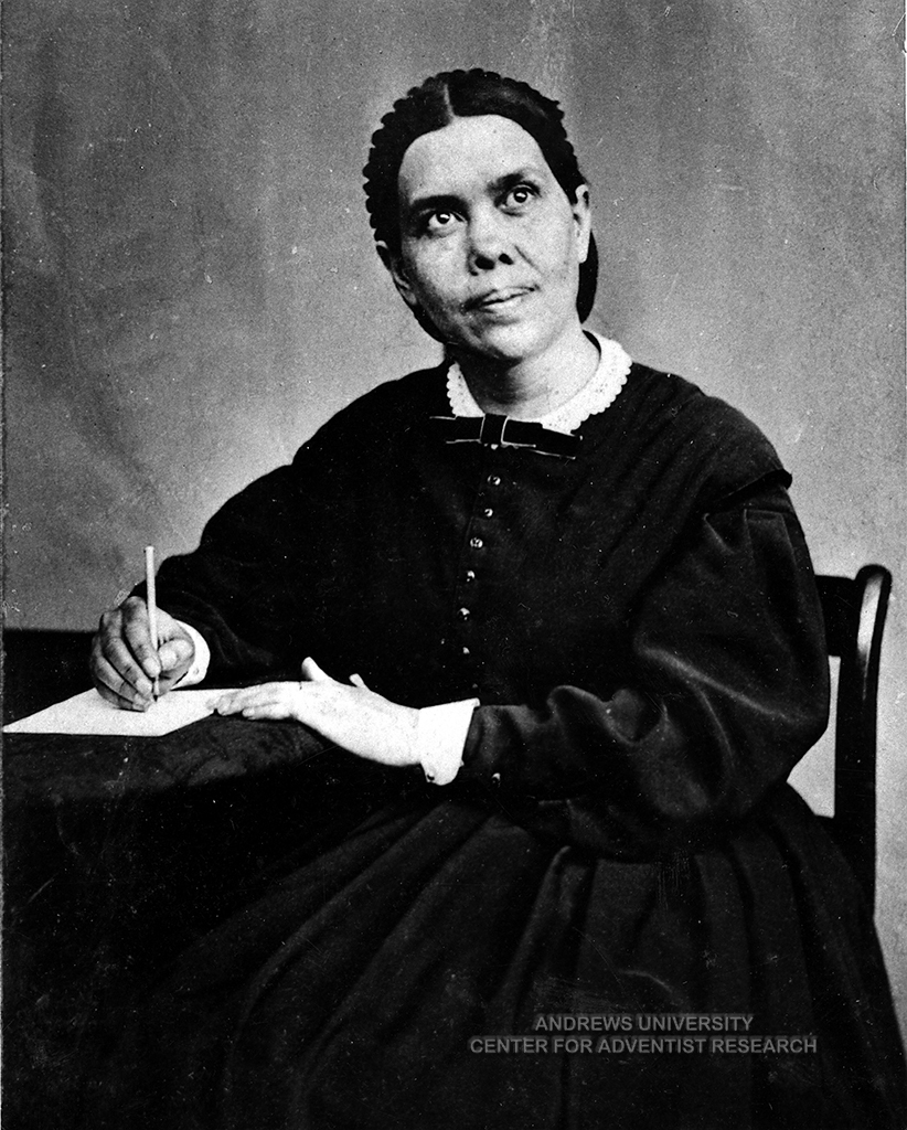 6610638d6c22 5 Things That Ellen G. White Couldn t Do If She Were Alive Today ...
